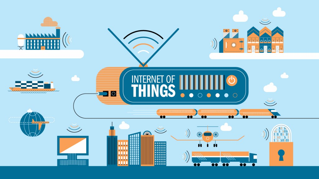 Iot image 1024x576 How IoT is Disrupting Traditional IT Management